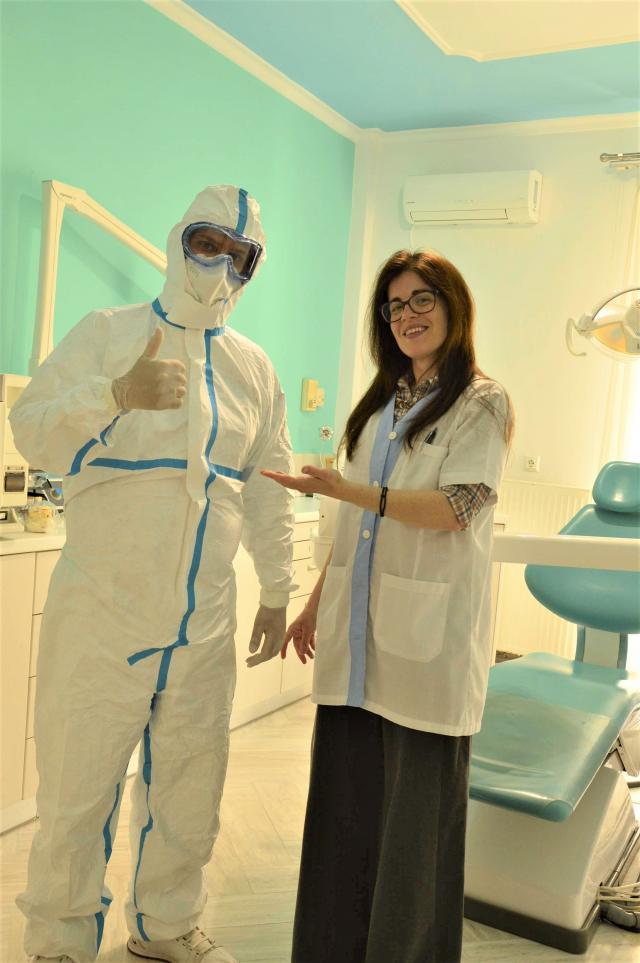 ασφαλης οδοντιατρικη λαρισα, ασφαλεια οδοντιατροι